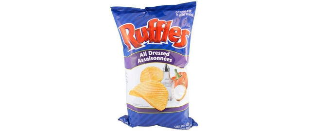 Ruffles® potato chips coupon