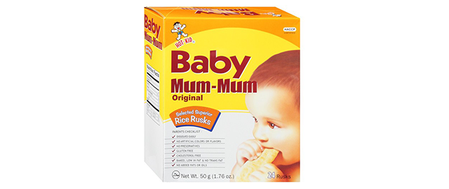 Baby Mum-Mum coupon