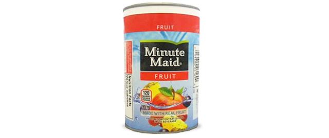 Minute Maid Frozen Juice coupon